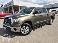 This 2012 Toyota Tundra Grade 4.6L V8 has a Clean