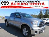 This 2012 Toyota Tundra Crew Max Pickup is in EXCELLENT