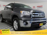 New Price! 2012 Toyota Tundra Grade Certification