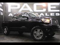 LIMITED TUNDRA!! NAVIGATION!! REVERSE CAMERA/SONAR!!