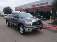 This is a great 2012 Tundra pickup SR5. With only one