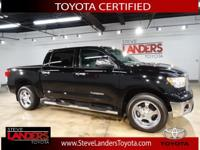 Toyota Certified. SR5 Package, Grade 170-Amp