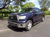 Options:  2012 Toyota Tundra Below Market Value!!!..No