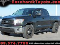 We are pleased to offer you this *2012 TOYOTA TUNDRA