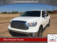 We are excited to offer this 2012 Toyota Tundra 2WD