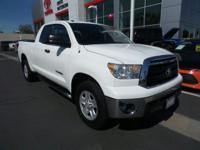 PREMIUM & KEY FEATURES ON THIS 2012 Toyota Tundra 2WD