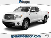 Tundra trim, Magnetic Gray Metallic exterior and