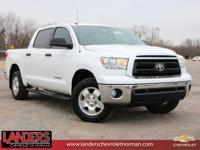 CARFAX One-Owner. Clean CARFAX. Super White 2012 Toyota
