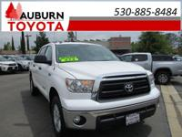 LOW MILES, 4WD, BLUETOOTH!  This 2012 Toyota Tundra