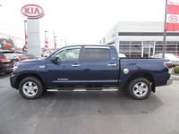 Come see this 2012 Toyota Tundra 4WD Truck GRADE. Its