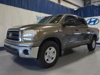 Brown 2012 Toyota Tundra Grade CrewMax 4WD 6-Speed