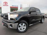 This 2012 Toyota Tundra comes equipped with power