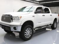 This awesome 2012 Toyota Tundra 4x4 comes loaded with