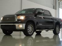 2012 Toyota Tundra Grade in Black, 4WD, This Tundra
