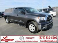1-Owner New Vehicle Trade! Grade 5.7 V8 Double Cab 4x4.