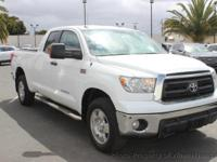 This 2012 Toyota Tundra Double Cab 4dr Pickup 4D 6 1/2