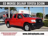 This outstanding example of a 2012 Toyota Tundra 4WD