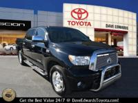 Options:  2012 Toyota Tundra Limited|4X2 Limited 4Dr