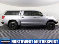Clean Carfax 4x4 Lifted Truck with Navigation!