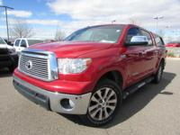 Options:  2012 Toyota Tundra Limited|4X4 Limited 4Dr