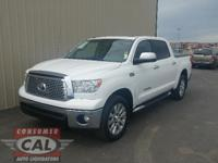 Options:  2012 Toyota Tundra 4Wd Crewmax 5.7L V8 6-Spd