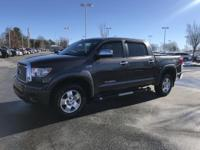 Magnetic Gray Metallic 2012 Toyota Tundra Limited