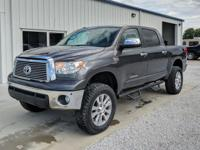 2012 Toyota Tundra CrewMax   Limited Pickup 4D 5 1/2 ft