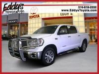This roomy 2012 Toyota Tundra Limited 5.7L V8 w/FFV,