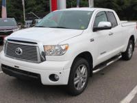 Wh 2012 Toyota Tundra Limited 4WD 6-Speed Automatic