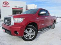 This 2012 Toyota Tundra comes equipped with heated