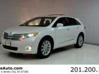***CARFAX CERTIFIED WITH SERVICE RECORDS***. Venza XLE