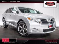 Options:  2012 Toyota Venza|Move Quickly! Hey! Look