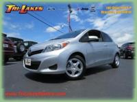 This 2012 Toyota Yaris is offered to you for sale by