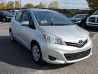 2012 Toyota Yaris 4 Door Sedan Our Location is: Liberty