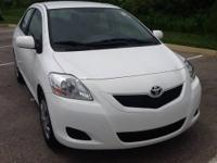 2012 Toyota Yaris cloth auto Sedan Our Location is: