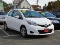 2012 TOYOTA YARIS HATCHBACK 2 DOOR Our Location is: