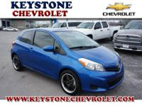 This 2012 Toyota Yaris 3-Door L might just be the
