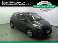 TOYOTA CERTIFIED YARIS SEDAN, CLEAN CARFAX, TRIP