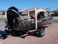 This 2012 TRACKER Pro 165 is all pro and ready for the