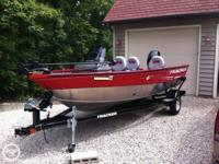 2012 Tracker Pro Guide V-16 For Sale with Trailer !!! -