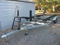 2012 Trailer Galvashield - $2,695