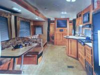 We are selling our 26', 2012 Cherokee travel trailer.