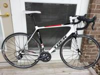 I'm offering a 2012 Trek Madone 4.7 in exceptional
