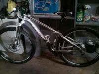 I have a brand new 2012 trek marlin.. It comes with a