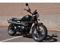 Make: Triumph Model: Other Mileage: 5,232 Mi Year:
