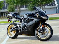 2012 TRIUMPH DAYTON 6753K MILESTHIS BIKE IS SUPER