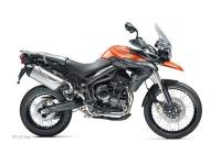 2012 Triumph Tiger 800 XC ABS - Intense Orange At home
