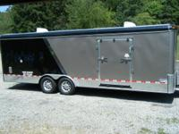 2012 UNITED CAR HAULER ENCLOSED CAR or CARGO TRAILER