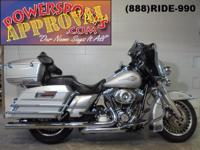 2012 Used Harley Davidson Electra Glide Classic for