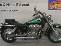 2012 Used Honda Shadow 750 Spirit Motorcycle For